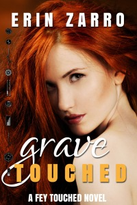 Grave Touched - possession, ghosts, a land of dying things.